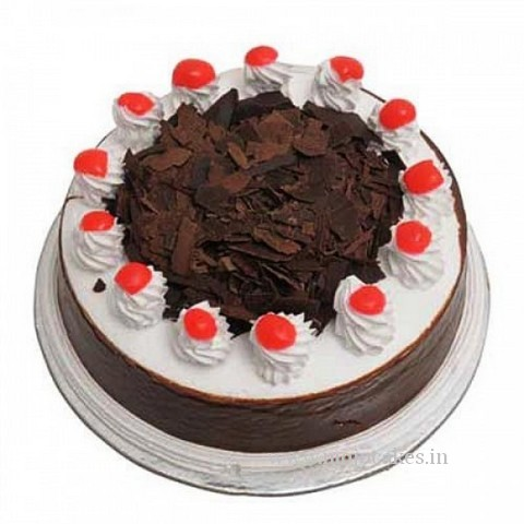 black-forest-cake - Mojocakes
